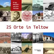 25 Orte in Teltow - Cover