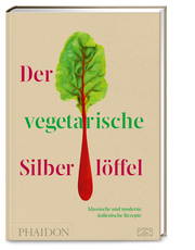 Der vegetarische Silberlöffel - Cover
