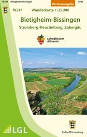 W217 Bietigheim-Bissingen - Stromberg-Heuchelberg, Zabergäu