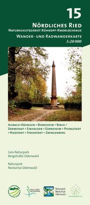 Blatt 15, Nördliches Ried - Naturschutzgebiet Kühkopf-Knoblochsaue