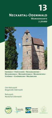 Blatt 13, Neckartal-Odenwald