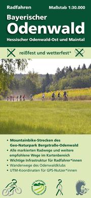 Radfahren, Bayerischer Odenwald / Hessischer Odenwald-Ost und Maintal