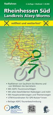 Radfahren - Rheinhessen Süd/Landkreis Alzey-Worms