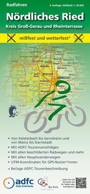 Radfahren - Nördliches Ried/Kreis Groß-Gerau und Rheinterrasse