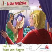 Die Alster-Detektive, Folge 8: Schock beim Shoppen (Ungekürzt)