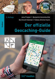 Der offizielle Geocaching-Guide - Cover