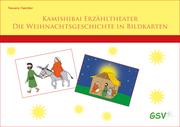 Kamishibai - Die Weihnachtsgeschichte in Bildkarten für Grundschule und Kindergarten - DIN A4