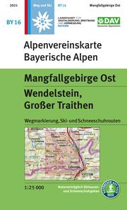 Mangfallgebirge Ost, Wendelstein, Großer Traithen