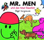Mr. Men und das neue Haustier