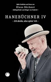 Hanebüchner IV. Ich denke, also spinn' ich - Cover