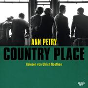 Country Place (Ungekürzte Lesung) - Cover