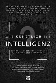 Wie künstlich ist Intelligenz? - Cover