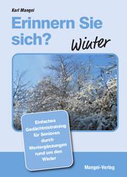 Erinnern Sie sich? Winter