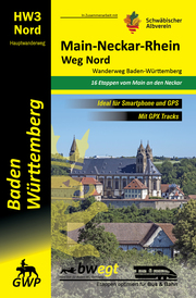 Main-Neckar-Rhein-Weg Nord - HW3 Nord - Cover