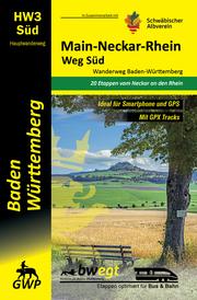 Main-Neckar-Rhein-Weg Süd - HW3 Süd - Cover