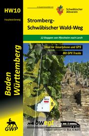 Stromberg-Schwäbischer Wald-Weg HW10 - Cover