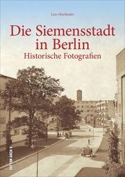 Die Siemensstadt in Berlin - Cover