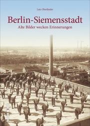 Berlin-Siemensstadt - Cover