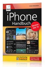 iPhone Handbuch für die Version iOS 15