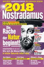 Nostradamus 2018 - Cover