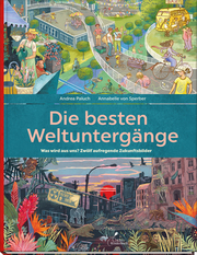 Die besten Weltuntergänge - Cover