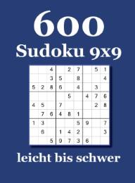 600 Sudoku 9x9 leicht bis schwer