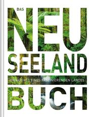 Das Neuseeland Buch