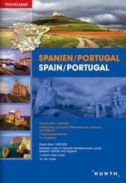 Reiseatlas Spanien/Portugal