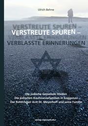 Verstreute Spuren - verblasste Erinnerungen - Cover