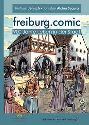 freiburg.comic - Cover