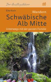 Wandern Schwäbische Alb Mitte - Cover