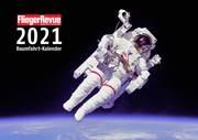 FliegerRevue Raumfahrt-Kalender 2021