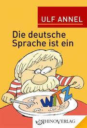 Die deutsche Sprache ist ein Witz - Cover