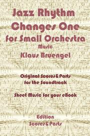 Jazz Rhythm Changes One for Small Orchestra