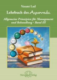 Lehrbuch des Ayurveda 3