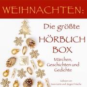Weihnachten: Die größte Hörbuch Box!
