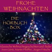 Frohe Weihnachten: Die Hörbuch Box