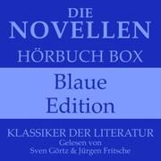 Die Novellen Hörbuch Box - Blaue Edition
