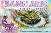 Saarland - Ein Skizzenbuch - Cover