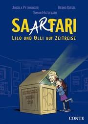 Saarfari - Cover