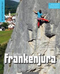 Kletterführer Südlicher Frankenjura - Cover