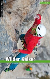 Alpinkletterführer Wilder Kaiser
