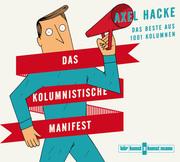 Das kolumnistische Manifest CD