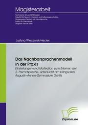 Das Nachbarsprachenmodell in der Praxis