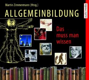 Allgemeinbildung - Hörbuch-Box