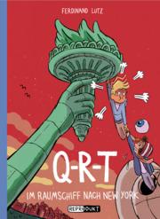Q-R-T: Im Raumschiff nach New York