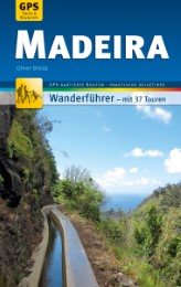 Madeira Wanderführer Michael Müller Verlag - Cover