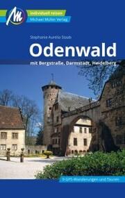Odenwald Reiseführer Michael Müller Verlag - Cover
