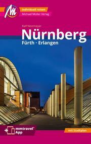 Nürnberg - Fürth, Erlangen MM-City