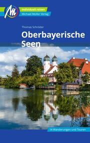 Oberbayerische Seen Reiseführer Michael Müller Verlag